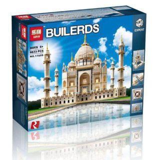 Lepin 17008 The Taj Mahal (10256 new version)