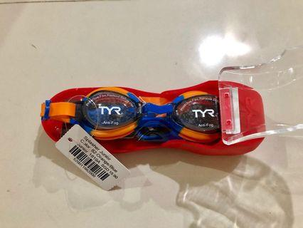 TYR Junior Goggles for swimming - for kids