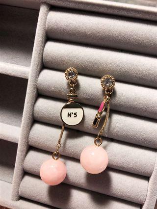 Tiny彩妝耳環