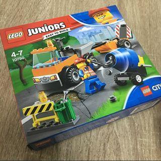 Lego Juniors Truck