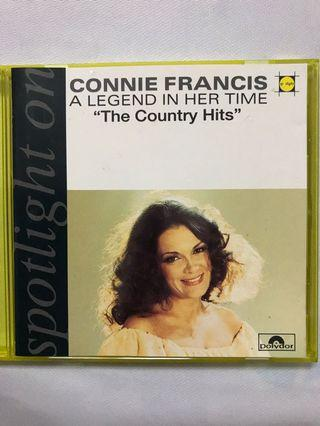 Connie Francis ~ A Legend In Her Time
