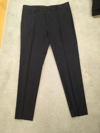 Zara trousers 33 waist 38 long