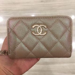 Chanel Beige 19s Iridescent
