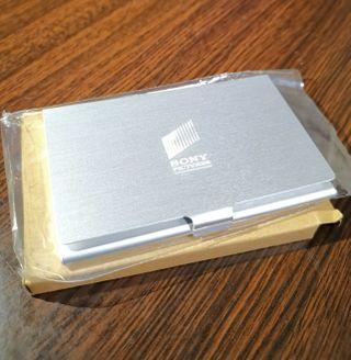 🚚 Name card holder