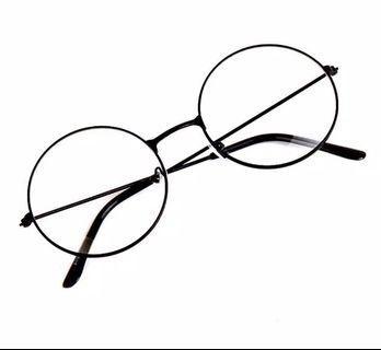 #MAUDANDAN Kacamata Fashion Bulat🌷