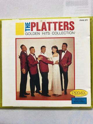 The Platters Golden Hits Collection