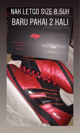 Futsal Pan Diamond Red Pack Limited Edition