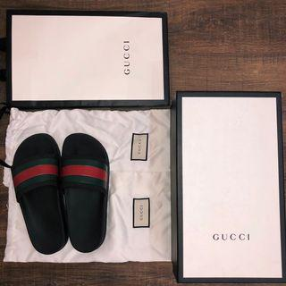 Gucci web slides for sale