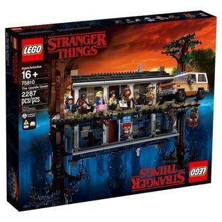 LEGO 75810 - Netflix - Stranger Things - The Upside Down (NEW)