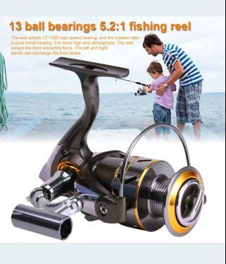 Spinning reel 3000 with 13BB