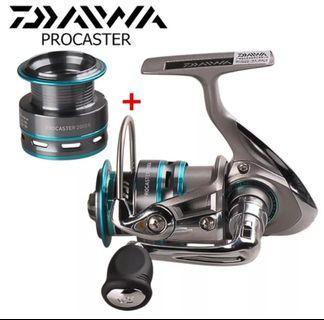 🚚 DAIWA Procaster 2000
