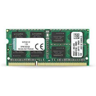 Kingston 8GB 1600MHz DDR3 Laptop ram
