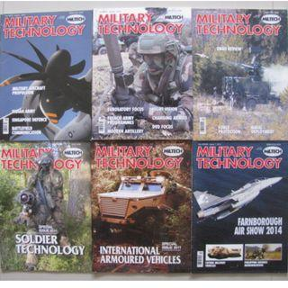 MILITARY TECHNOLOGY MAGAZINES