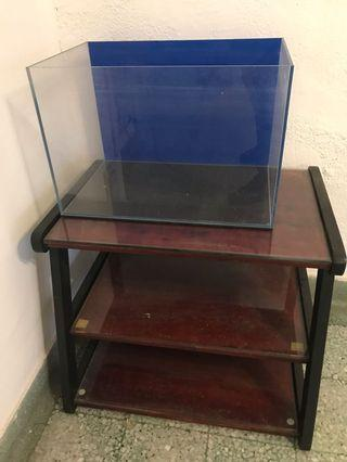 🚚 Side Table with or without fish tank