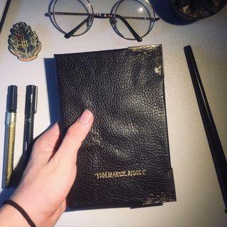 Harry Potter Notebook #JuneToGo