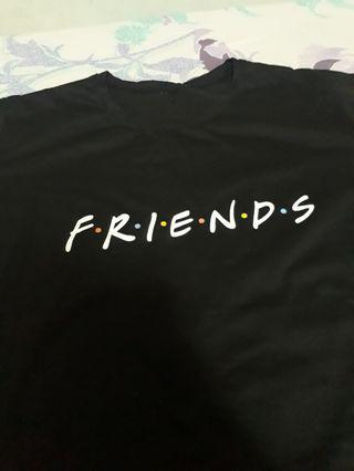 "Unisex ""friends"" tee"
