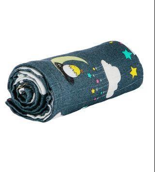 🚚 Meeyoo Under The Stars - Baby Tula Single Blanket