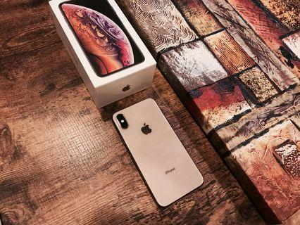 IPHONE XS 64GB GOLD OFFICIAL