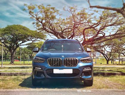 X3 M40i For Sale