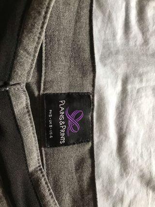 Plains n print pants