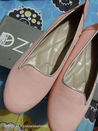Flatshoes Nude