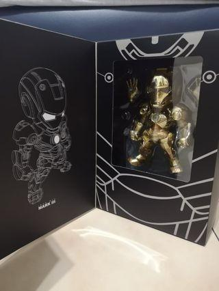 Iron Man Mark III Figurine (Golden Version)