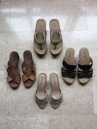 Pre-Loved Women's Shoes Selling Cheap