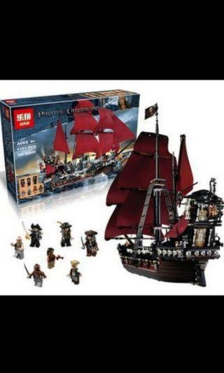 Lepin 16009 Queen Anne Revenge
