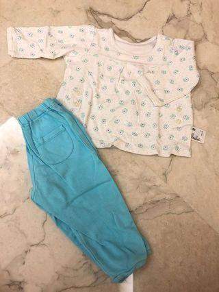Uniqlo baby sleepwear