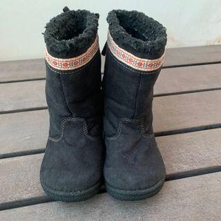 (PL) OSHKOSH kids winter boots  16cm /EU 26 /US 9.5