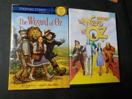 Reader. The Wizard of Oz. DVD