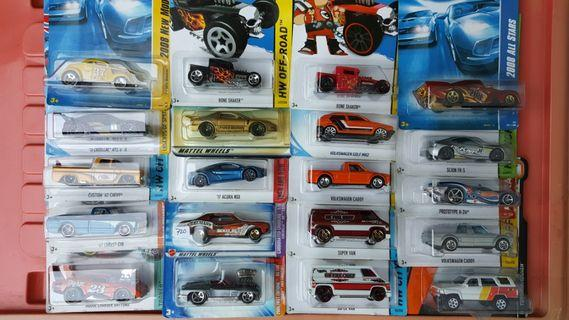 Hot Wheel Murah 3pcs=Rp. 50.000,-