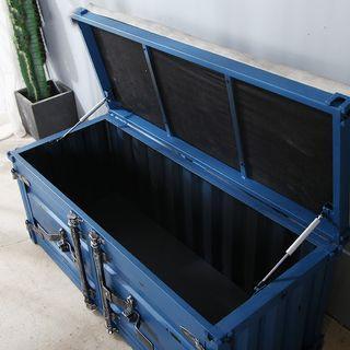 [New] Retro Container Storage Stool