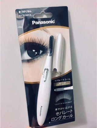 Panasonic Eyelash Curler 電眼㫸毛機
