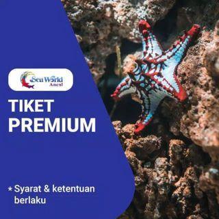 tiket premium seaworld ancol jakarta