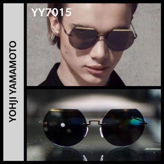 Yohji Yamamoto 山本耀司 YY7015 octagon sunglassee - clearence