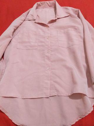 Kemeja Pink Murah