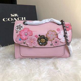 Coach Parker Tea Rose Japan Limited Ed