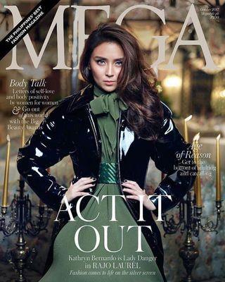 Mega magazine October 2017 Kathryn