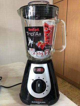Tefal 2L Blendforce Maxi Glass Blender 攪拌機