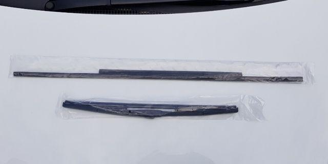 Front Wipers Refill for Toyota Wish & Sienta