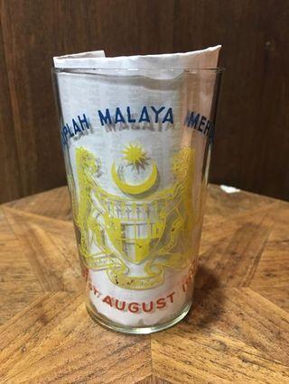 Vintage Merdeka Grass Cup