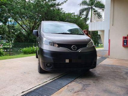 NV200 for Rent
