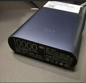 紫米Power bank + WiFi蛋