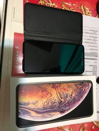 IPhone XS Max 256G 金色