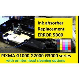 Repair & service Printer