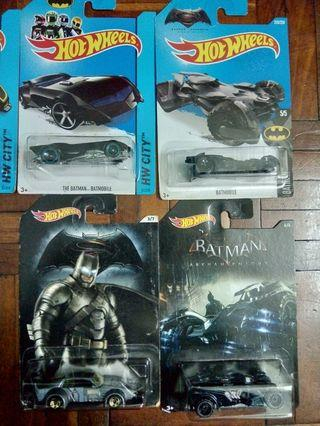 batman hotwheels