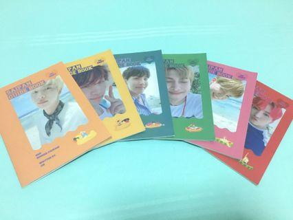 [WTS] BTS 2018 Summer Package Unofficial Saipan Guide Book
