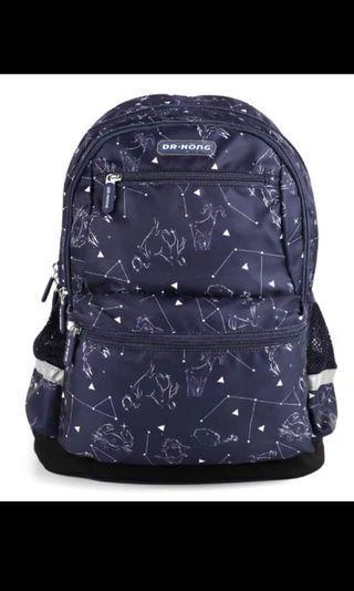 BN Authentic Dr Kong Ergonomic M Size School Bag