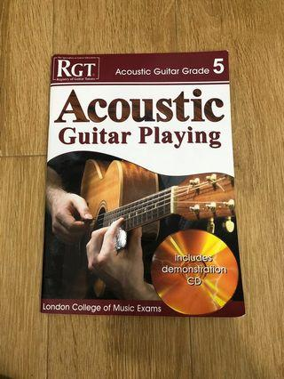 RGT: Acoustic Guitar Grade 5 | Acoustic Guitar Playing